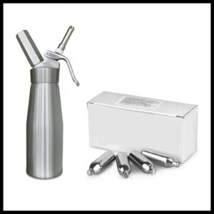 dispenser and cream chargers
